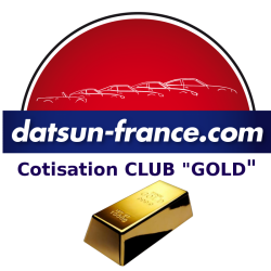 1year Datsun-France club...