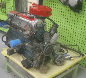 Datsun moteur L20