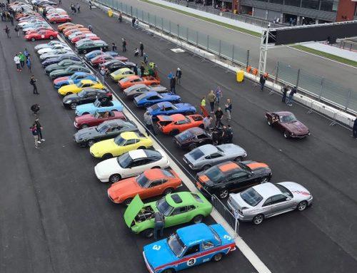 1969-2019 : 50ans Datsun Z à Spa-Classic