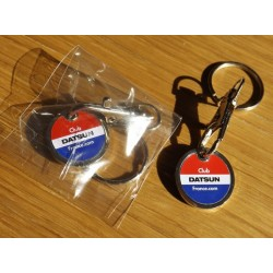 Key ring Datsun-France