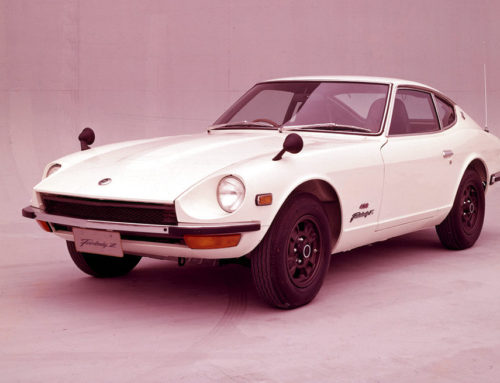 Datsun Z, coupé de petite série ou ambition de masse ?