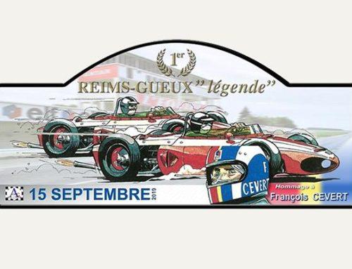 Reims Gueux Légende