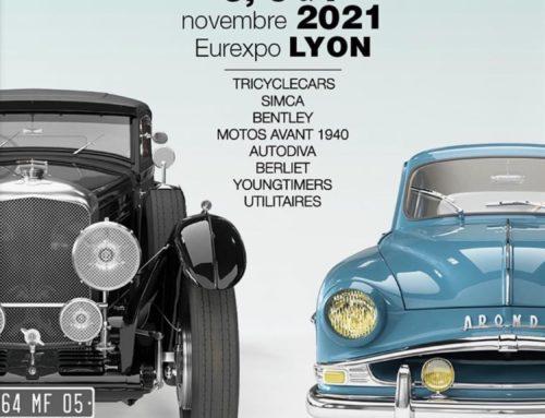 Datsun-France au salon Epoqu'auto 2021